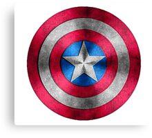 Captain america!!!!  Canvas Print