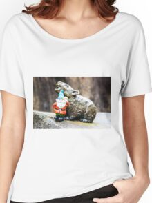 Wombat Gnome Women's Relaxed Fit T-Shirt
