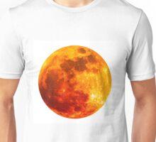 Blood Moon - Lunar Eclipse  Unisex T-Shirt