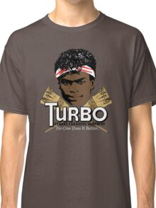 Turbo Street Cleaning Services Classic T-Shirt