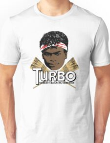 Turbo Street Cleaning Services Unisex T-Shirt