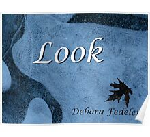 Look! Search for Positive, by Debora Fedeler Poster