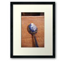 Spoonful Framed Print