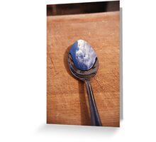 Spoonful Greeting Card