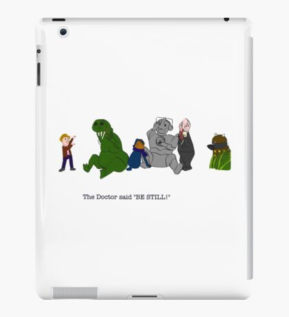 Where the Who Things Are iPad Case/Skin