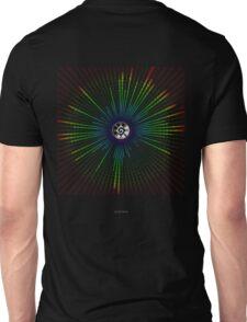 Binary_Mandala - Antar Pravas 2011 - Visionary Art Mandalas Unisex T-Shirt