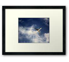 Airbus A300-200 Framed Print