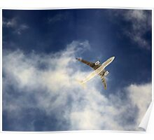Airbus A300-200 Poster