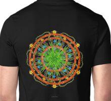 Mayan_Mandala - Antar Pravas 2011 - Visionary Art Unisex T-Shirt