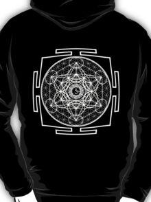 Metatron_Chakra_Yantra - Antar Pravas 2011 - Visionary Art T-Shirt