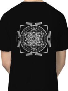 Metatron_Chakra_Yantra - Antar Pravas 2011 - Visionary Art Classic T-Shirt