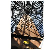 Shot Tower Museum, Melbourne Poster