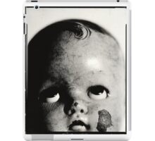 Baby Doll Head  iPad Case/Skin