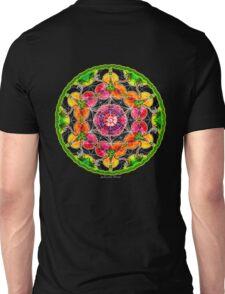 Plant_Mandala - Antar Pravas 2011 - Visionary Art Unisex T-Shirt