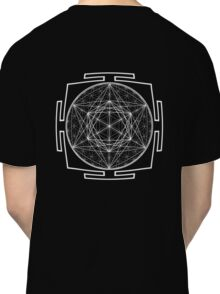 Platonic_Yantra - Antar Pravas 2011 - Visionary Art Classic T-Shirt