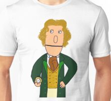Eighth Doctor Muppet Style Unisex T-Shirt