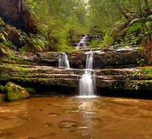 Terrace Falls by Terry Everson