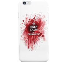 Amazing 'Keep Calm I'm a Paramedic' SmartPhone Case iPhone Case/Skin