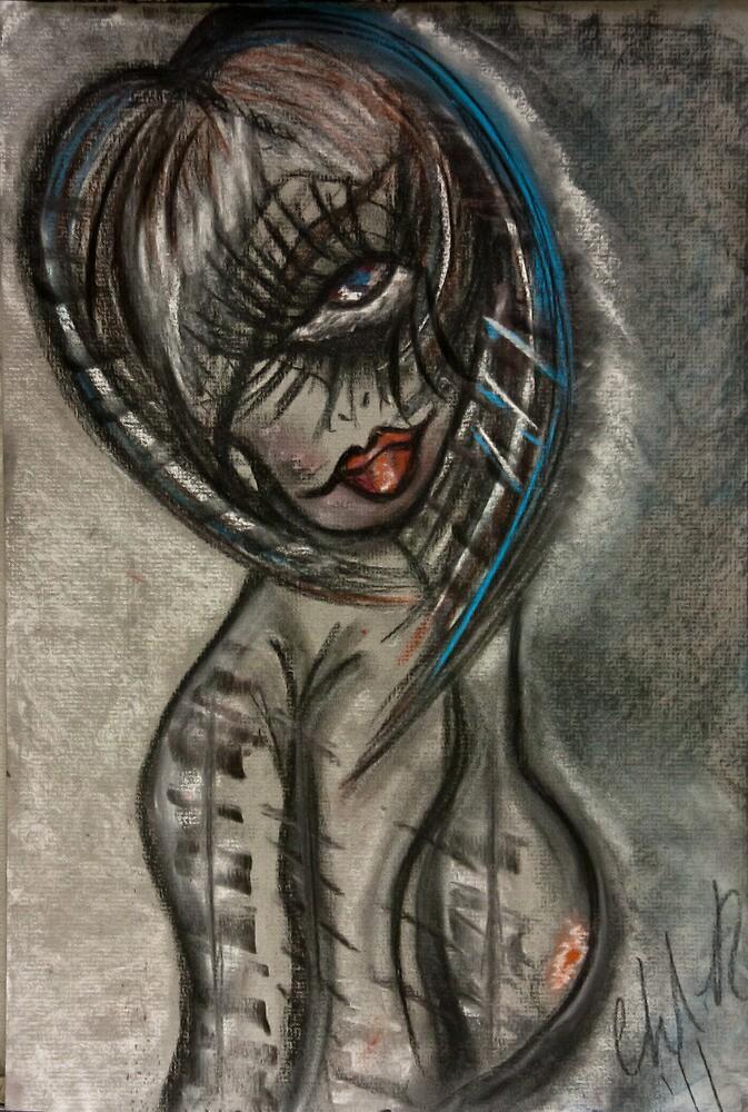 Denied Femininity of Mine by Christina Rodriguez