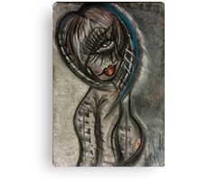 Denied Femininity of Mine Canvas Print