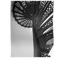 Lighthouse Stairwell 5 Poster