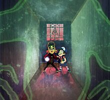 Ghost Hunt - Parapines by cynzors