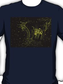 TARDIS - Lost in space T-Shirt