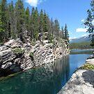 Horseshoe Lake by hollaay
