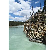 Athabasca River Photographic Print