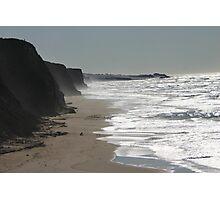 SF Bay Area Coast Line Photographic Print