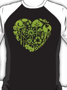 Eco heart T-Shirt