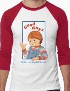 Child's Play - Good Guys - Chucky Men's Baseball ¾ T-Shirt