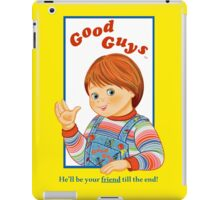 Child's Play - Good Guys - Chucky iPad Case/Skin