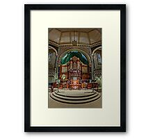 St Michael's Uniting Church • Melbourne • Australia  Framed Print