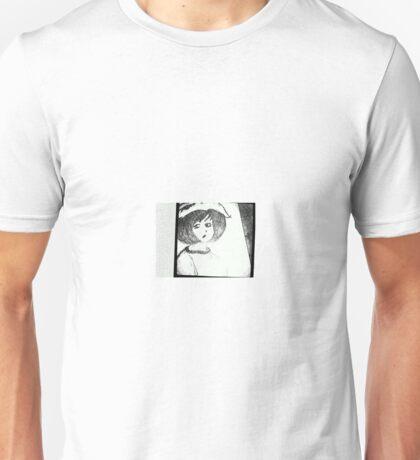pretty girl dont get reward Unisex T-Shirt