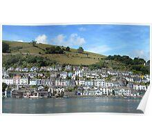 Dartmouth, Devon Poster