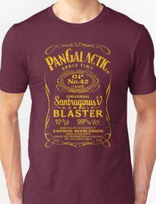 Pan Galactic Gargle Blaster - No. 42 [LEMON/BRICK-RED] T-Shirt