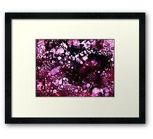 Nebula II, Deep Space Framed Print