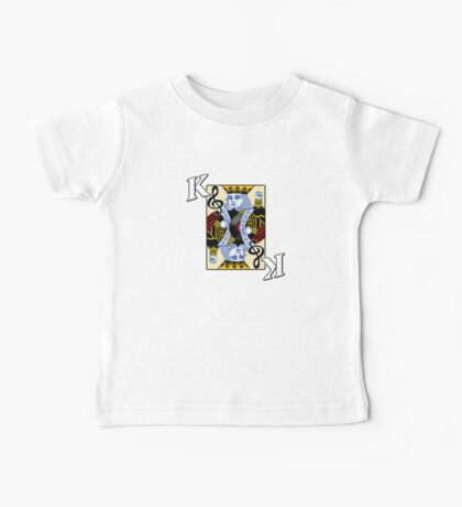 KING OF MUSIC Baby Tee
