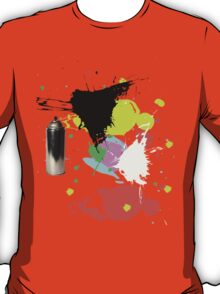 Graffiti Art T-Shirt