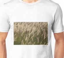 Grass in Autumn Unisex T-Shirt