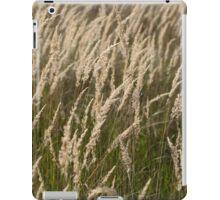 Grass in Autumn iPad Case/Skin