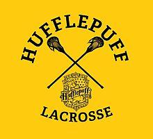Hufflepuff Lacrosse by NemJames