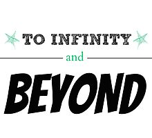 To Infinity And Beyond by Lottie Smith