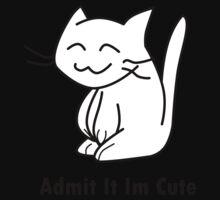 Admit it in Cute One Piece - Long Sleeve