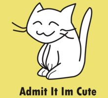 Admit it in Cute Kids Clothes