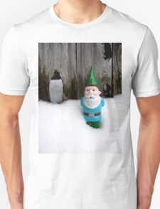 Snow Walker Sam Unisex T-Shirt