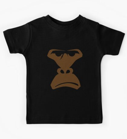 Disapproving Ape Kids Tee