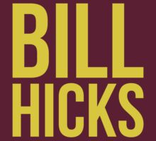 BILL HICKS by TomDesigns