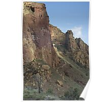 Smith Rock State Park, Oregon Poster